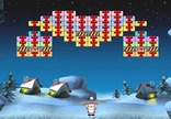 Brick-break-spel-med-santa-claus